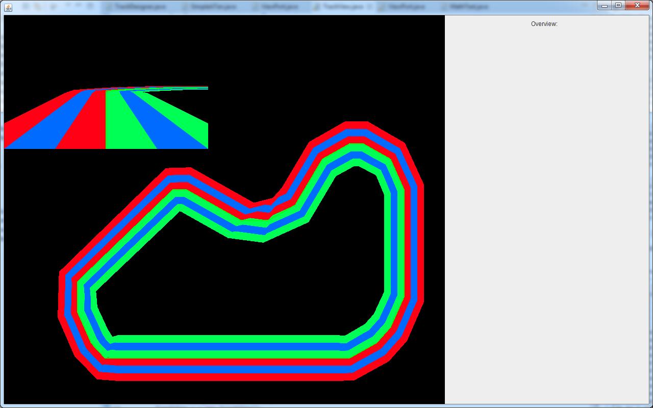 Race Simulation   Formula Pi